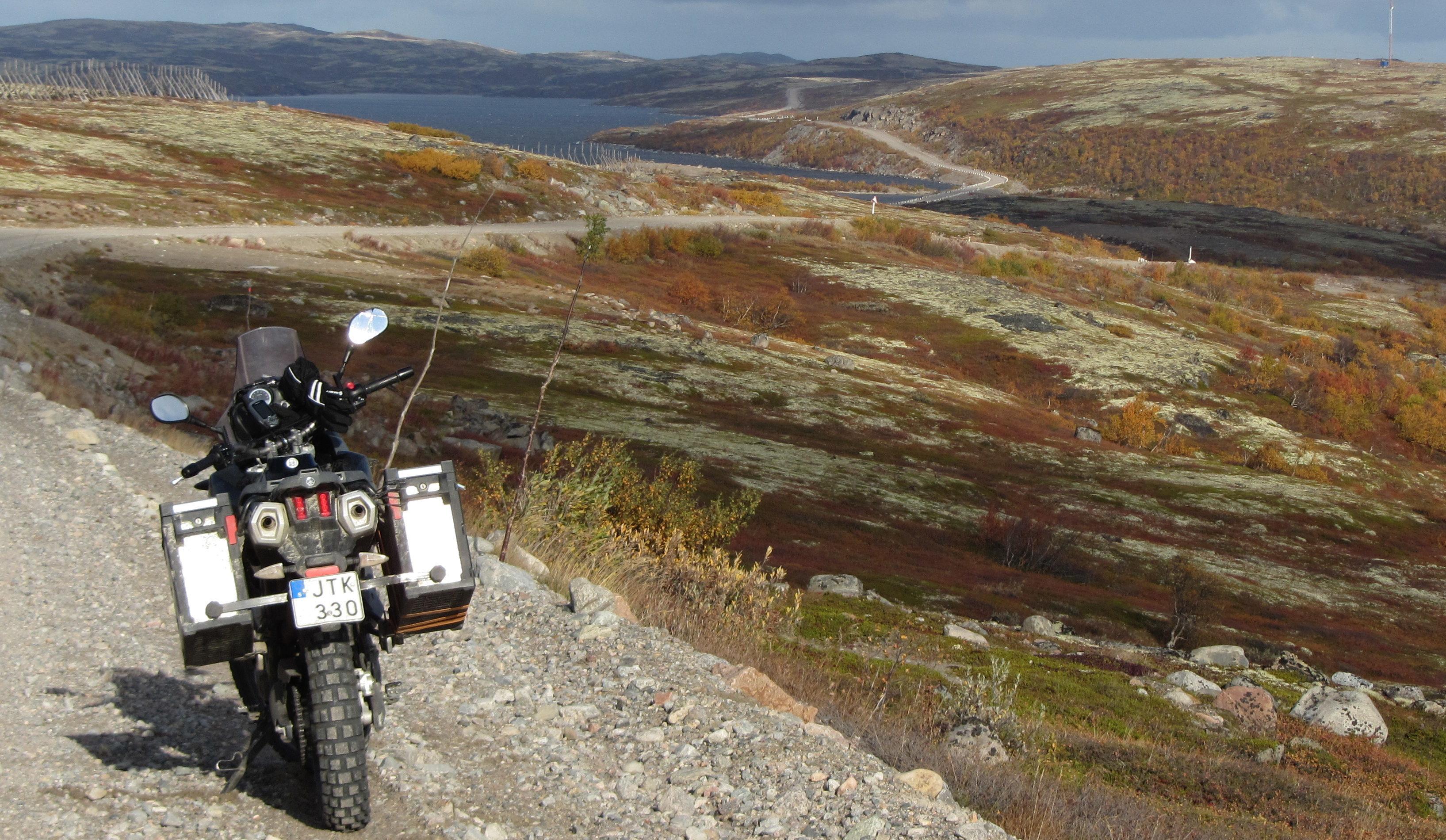 adventure met de motor